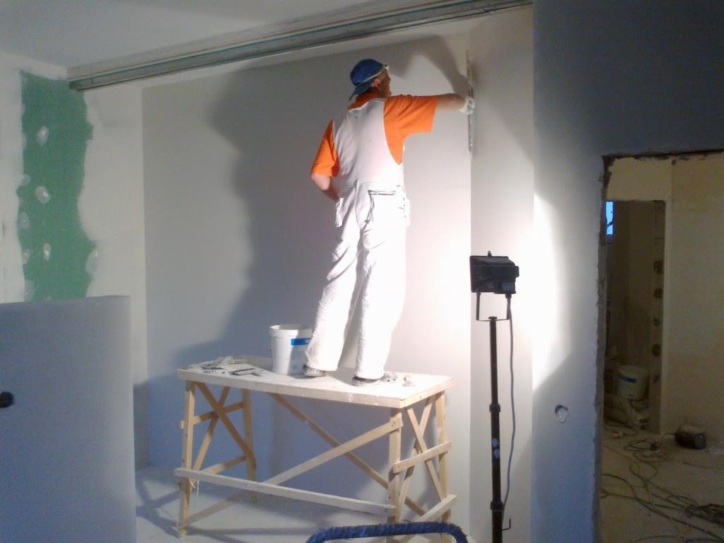 Проверяем стену с помощью света