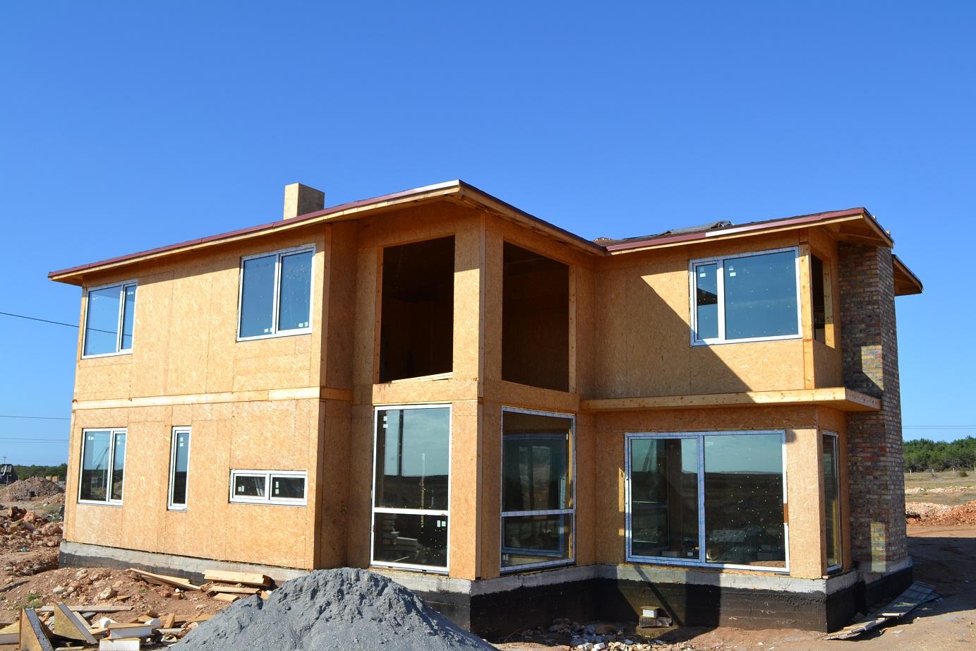 Виды СИП панелей для строительства дома