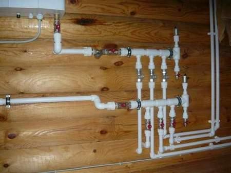водопровод из полипропилена своими руками на даче