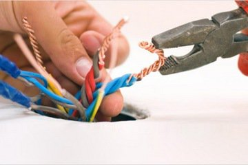 Сечение кабеля для домашней электрике