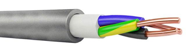 кабель силовой NYMнг LS