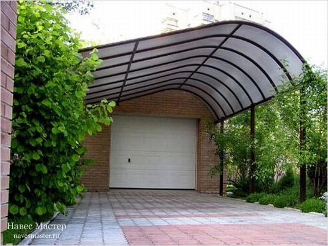 Оригинальная форма купола может существенно повлиять на общее визуальное восприятие конструкции