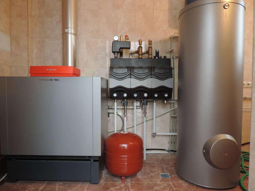 Меры и техника безопасности установки двухконтурного газового котла в частном доме