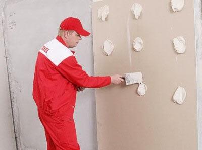 Способы обшивки стен гипсокартоном