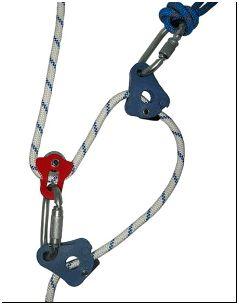 5 Варианты крепежа веревки к грузоподъемному механизму
