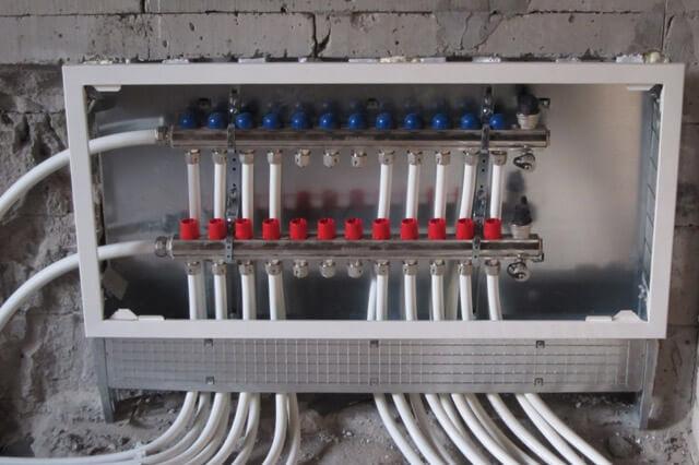 производство коллекторов отопления
