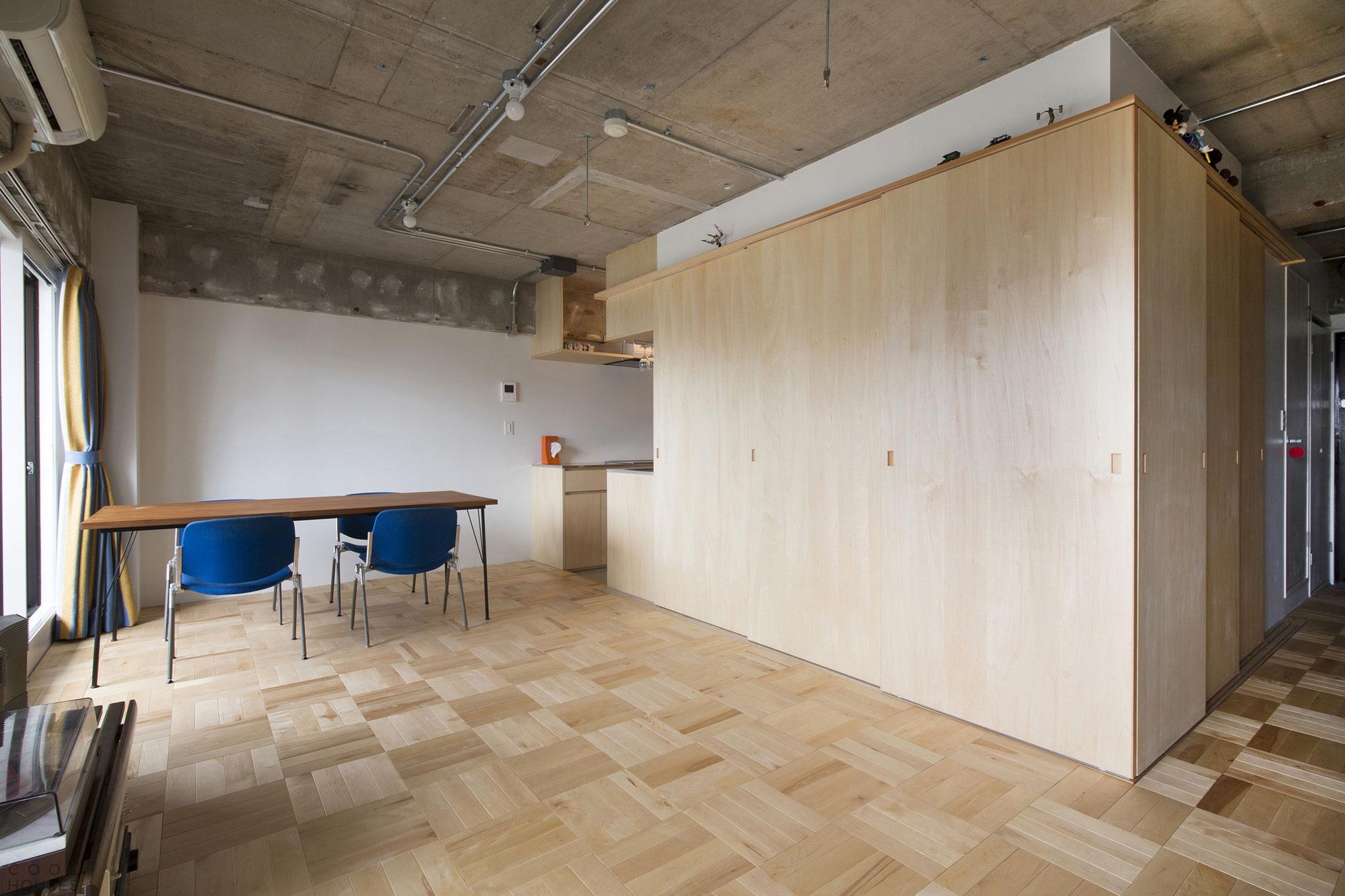 Бетонные стены в интерьере: 10 идей для смелого дизайна