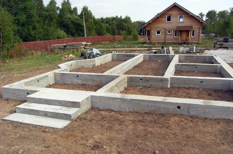 как правильно построить частный дом