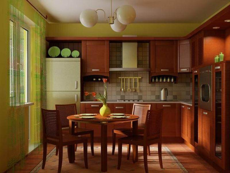 красивые интерьеры кухни в квартире фото