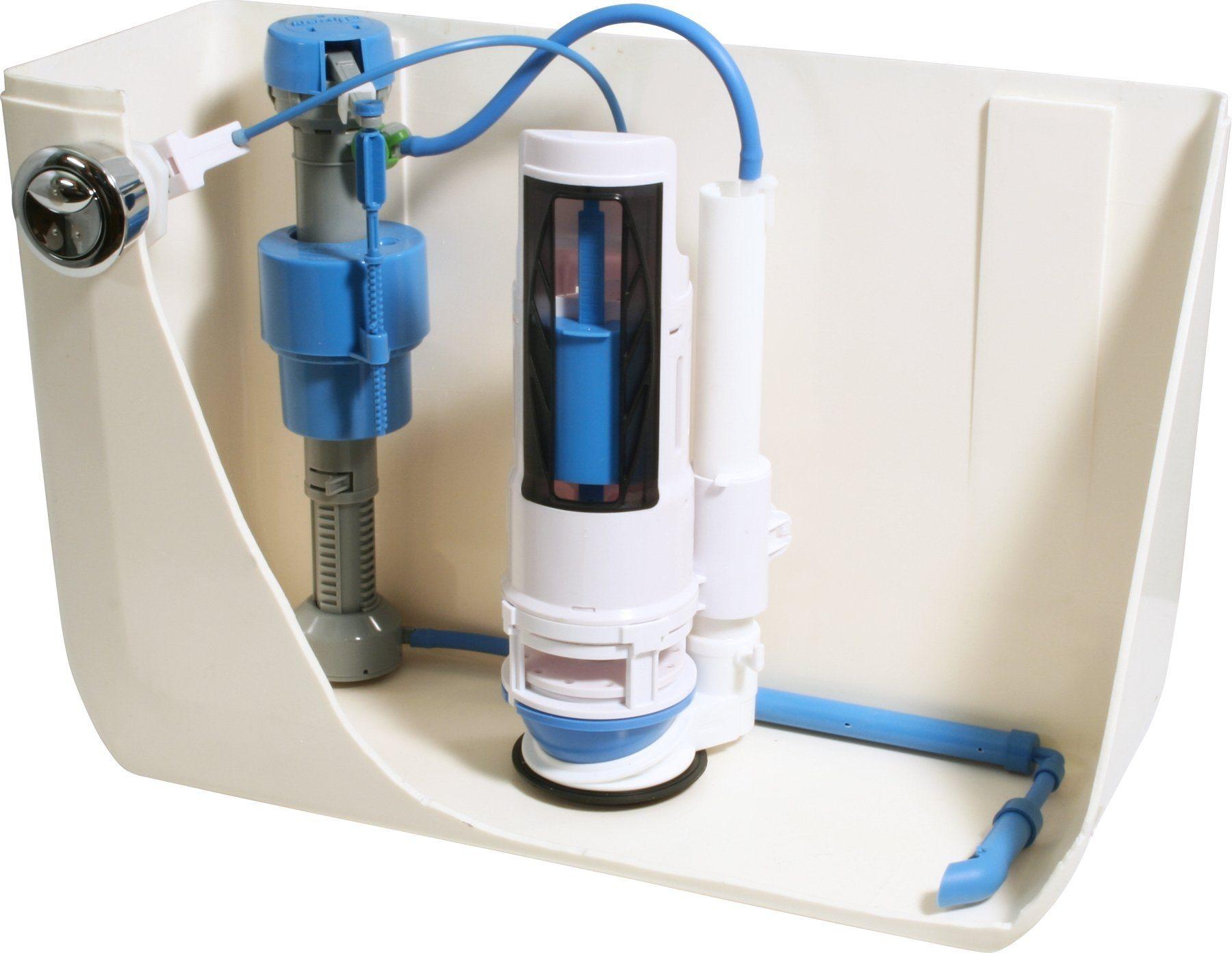 Эта система отвечает за подачу и слив воды