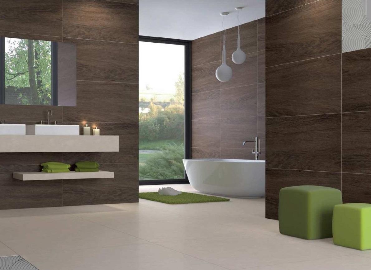 Среди преимуществ керамической настенной плитки стоит отметить привлекательный внешний вид и отличные эксплуатационные свойства