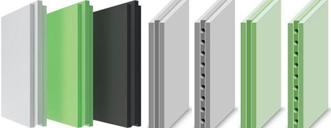ПГП подразделяют на стандартные, гидрофобизированные и шунгитовые