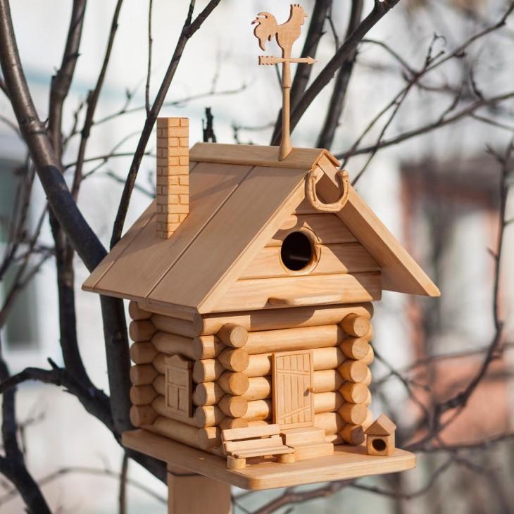 Скворечник своими руками: как сделать надежный и удобный дом для птиц (61 фото)