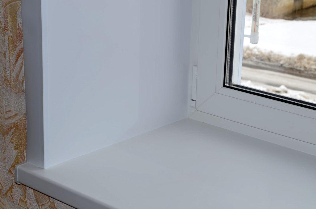 Откосы на окна из пластика: поэтапная инструкция от «А» до «Я»