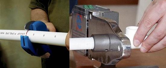 монтаж полипропиленовых труб своими руками