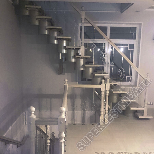 Металлическая конструкция Модерн имеет современный и стильный вид, ее стоимость 115 800 рублей