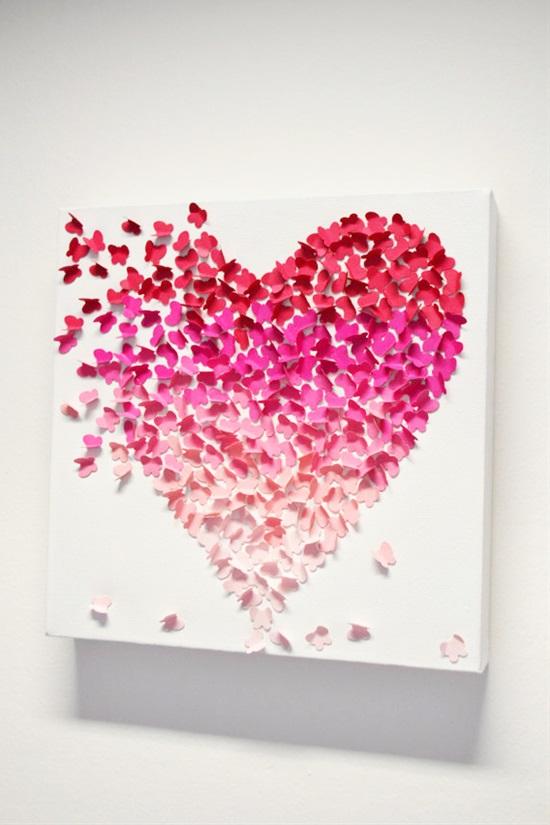 пано сердце