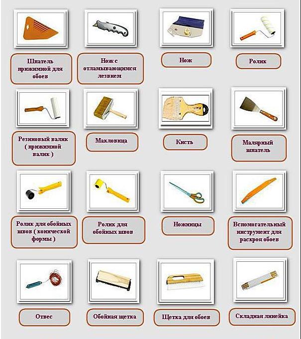 Инструменты для нанесения жидких обоев