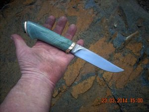 Ножи из напильника