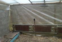 Примеры теплиц-термос (фото)
