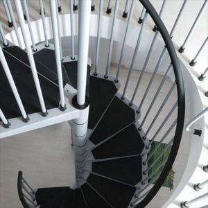 Винтовые мансардные лестницы