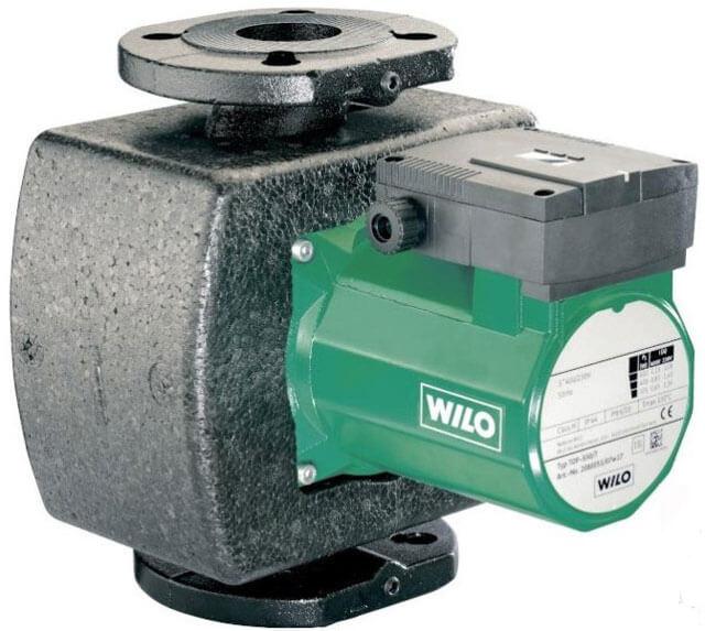 дополнительный насос в системе отопления дома