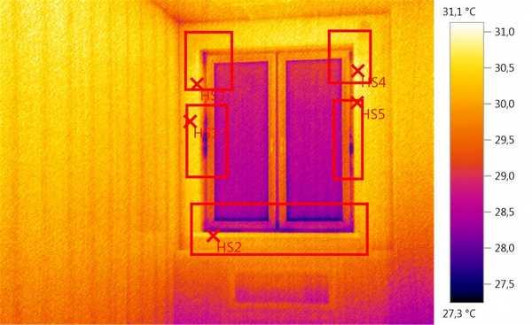 По результатам обследования можно устранить утечки тепла