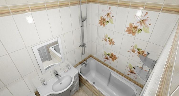 панели влагостойкие в ванной