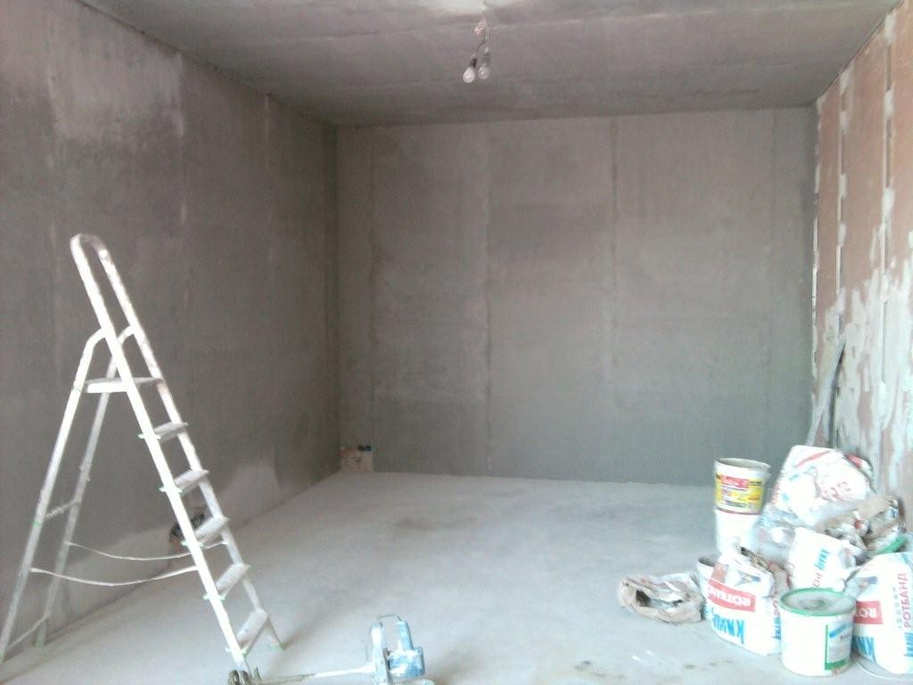 Подготовка комнаты к ремонту
