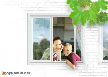 Выгодные, удобные, красивые и надежные окна из ПВХ
