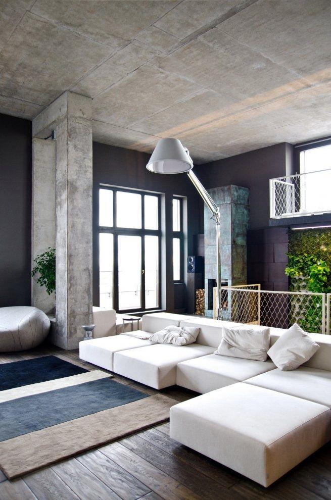 Оригинальный декор потолочной зоны