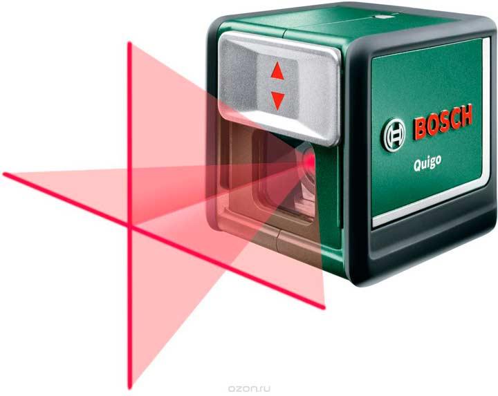 Количество лучей лазерного уровня