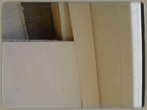 Установка бокового откоса