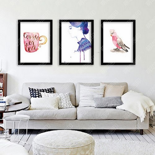 Чем украсить стены — фото идеи, как декорировать стены в разных комнатах
