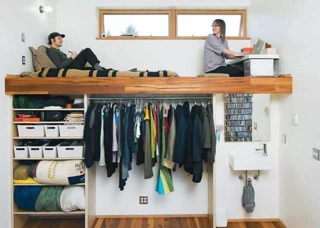 Как сделать второй ярус в комнате: интересные решения и рекомендации